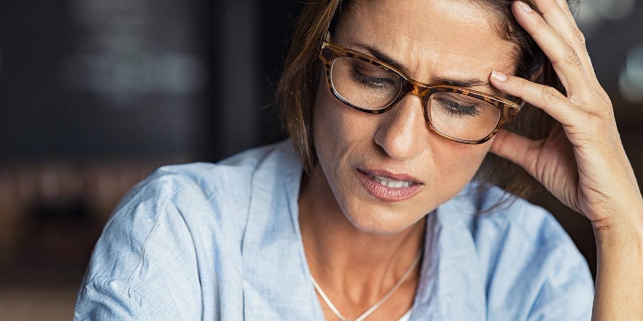 In women under 55 with heart disease, higher stress is linked with higher rates of death, heart attacks and strokes, heart failure and angina, according to new research. (Photo: Getty Images)