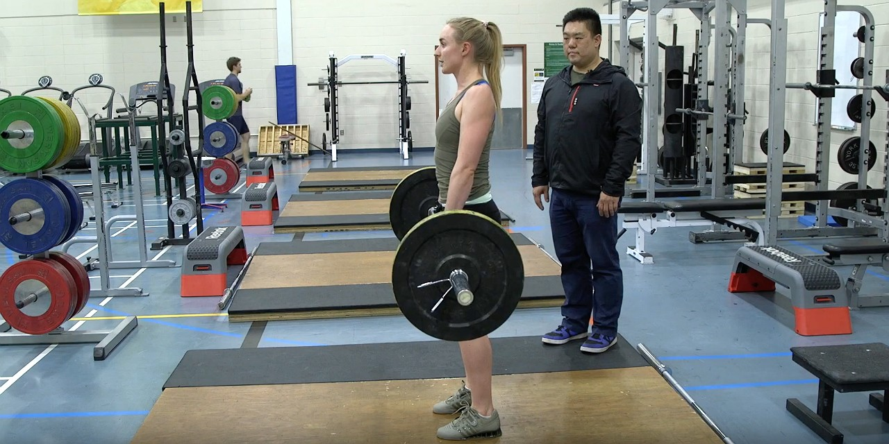 Strength coach Loren Chiu's simple plan for getting stronger faster, complete with video demos showing proper technique for six essential exercises, was the most popular expert advice of the year. (Photo: Daniil Anselmi)