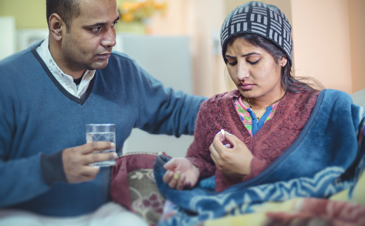An antiviral drug that clears up flu symptoms a day sooner offers a much-needed new option to treat the illness, according to a study involving a U of A researcher. (Photo: Getty Images)