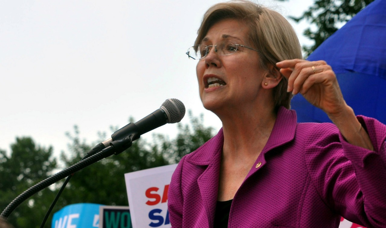 Democratic Senator Elizabeth Warren's claim to distant Native American ancestry doesn't stand up to Indigenous understandings of identity through relationship, according to U of A Native studies professor Kim TallBear. (Photo: Edward Kimmel via Flickr, CC BY-SA 2.0)