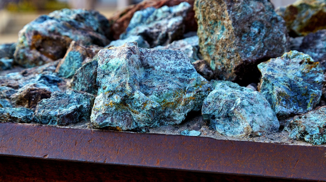 Using a new technique to measure the age of cobalt-copper ore in Central Africa, U of A geologists determined the deposits are 150 million years younger than previously thought. The discovery opens the possibility of finding more cobalt sources around the world. (Photo: Getty Images)