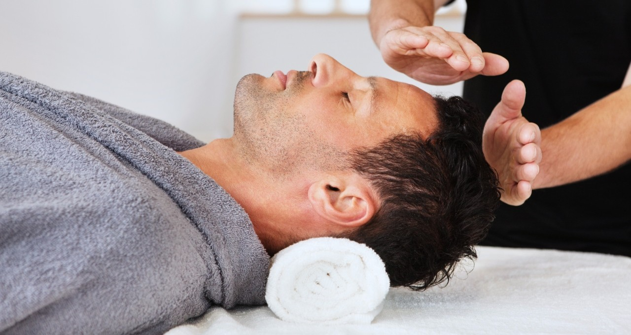 Practitioners of alternative therapies like reiki and homeopathy are using scientific language to market their products, making it harder for people to discern whether they have any basis in evidence, says U of A health law and policy expert Timothy Caulfield. (Photo: Getty Images)