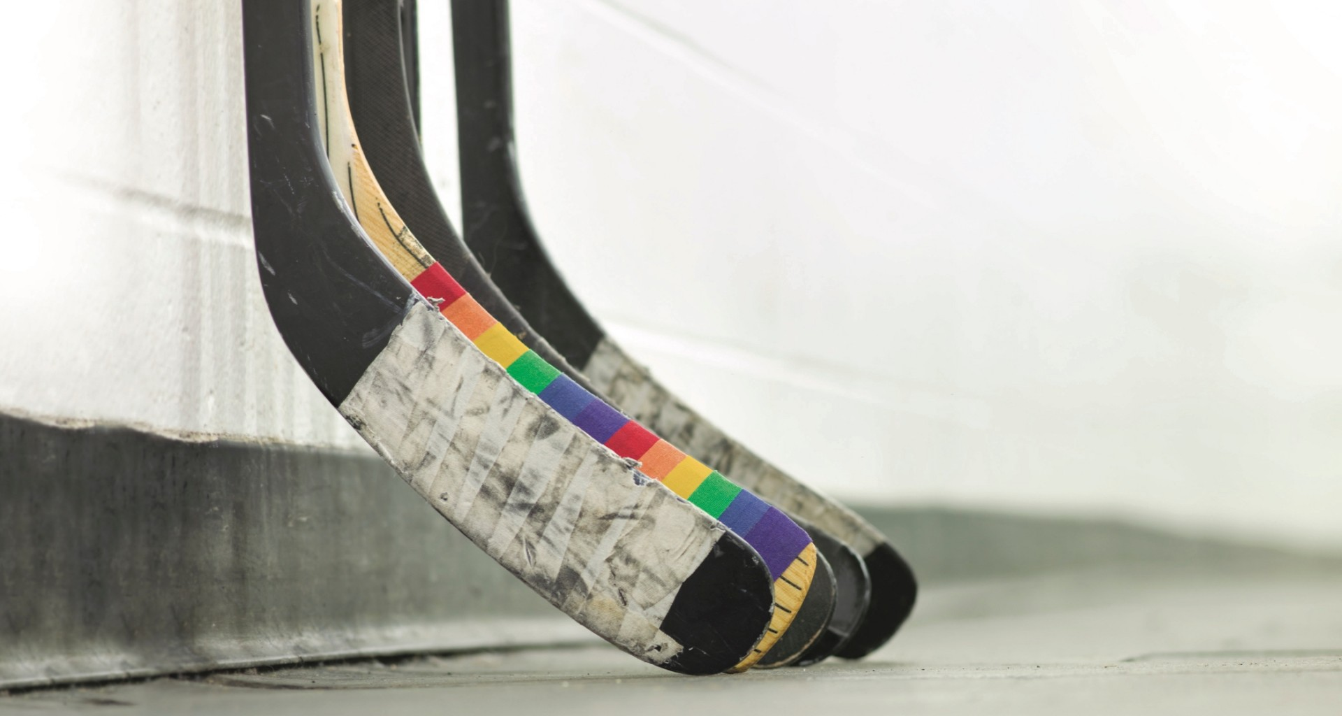 "Why has no NHL player ever come out as gay? The possibility of becoming a ""distraction"" that could cost them their career may outweigh the benefits of revealing their sexual orientation, according to a new study. (Photo: Richard Siemens)"
