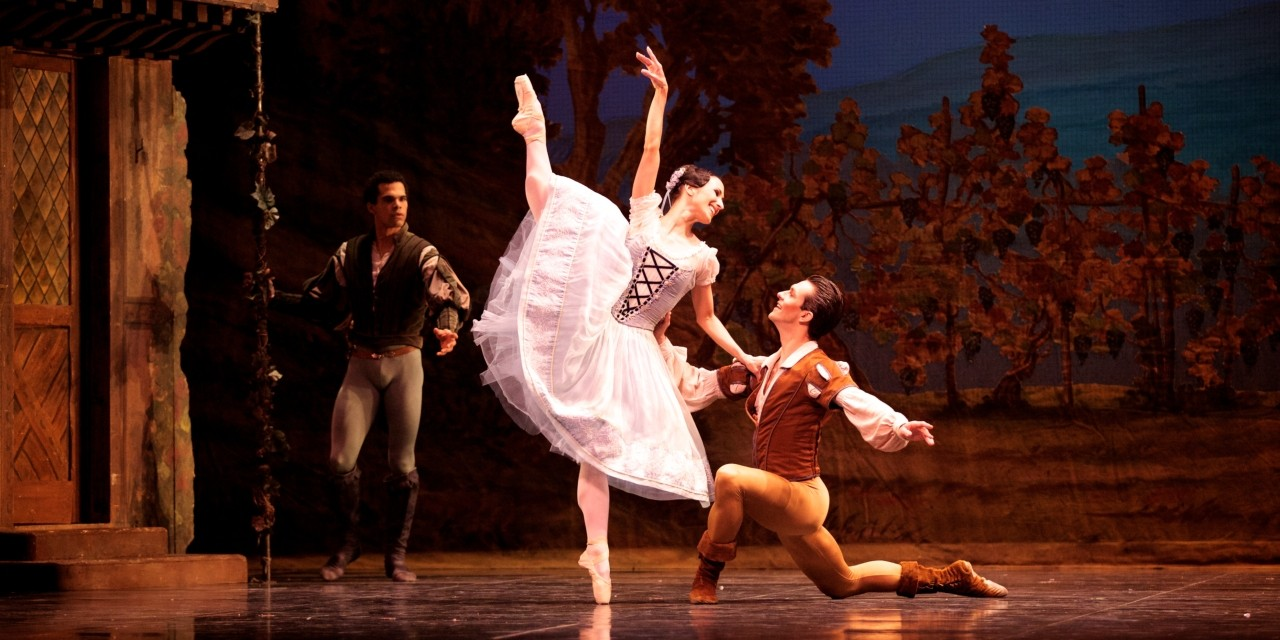 In her new book, U of A English professor Nora Foster Stovel recounts the creation of iGiselle, a video game that lets players change the heroine's tragic fate in the classical ballet Giselle. (Photo courtesy of Nora Foster Stovel)