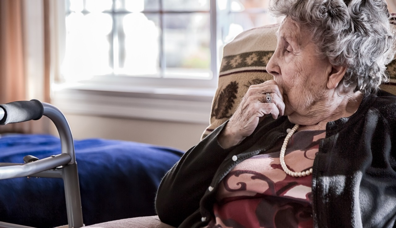 "Seniors with no family or friends to help care for them are ""the most vulnerable of the most vulnerable,"" say U of A researchers who conducted a study examining the quality of care and quality of life for ""unbefriended"" seniors. (Photo: Getty Images)"
