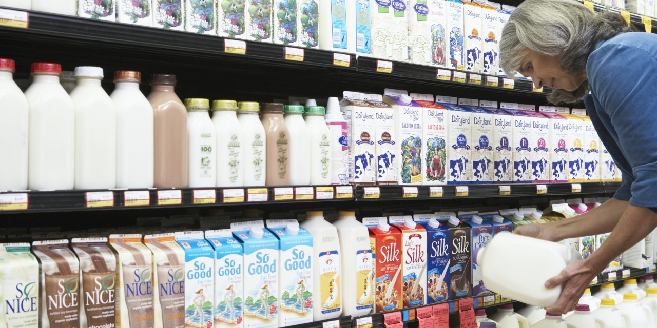 A new database developed by U of A researchers allows consumers, nutritionists, veterinarians and  dairy producers to compare what's in different kinds of milk. (Photo: Getty Images)