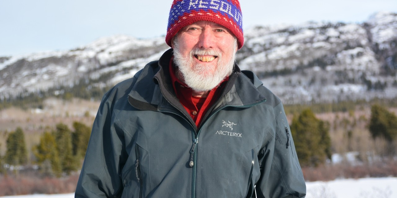 U of A professor emeritus John England was named to the Order of Canada for his lifelong contributions to research in the Canadian Arctic and for his environmental advocacy. (Photo: Supplied)