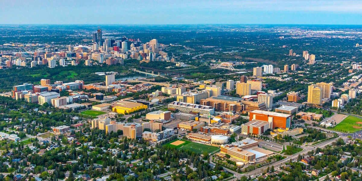 The U of A and City of Edmonton have teamed up as the first Canadian member of Metrolab, an international association of city-university partnerships that sees universities act as R&D labs and their associated cities act as testing grounds. (Photo: Richard Siemens)