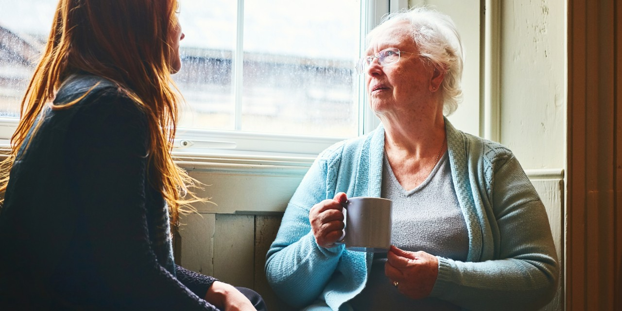 A new tool developed by U of A researchers helps patients talk about their relationships, hopes, fears and values as they near the end of their lives. (Photo: Getty Images)