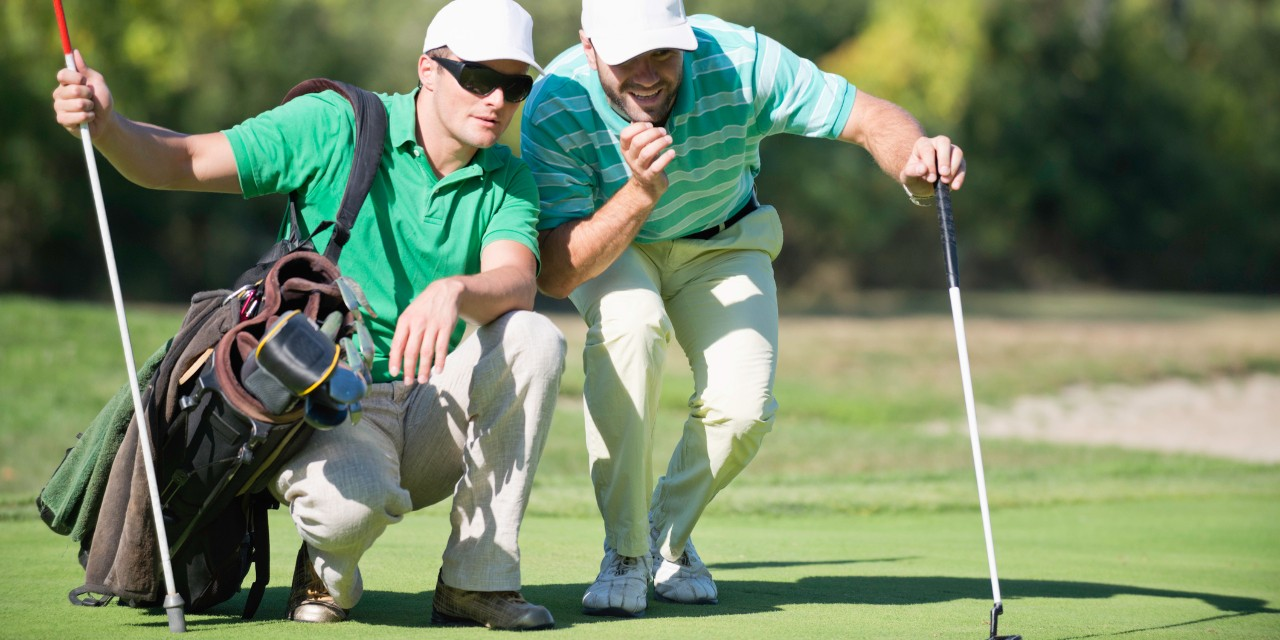 Striving for perfection can help athletes perform better after a competitive failure if they can manage the unrealistic expectations that often come with perfectionism, according to a new study that put golfers in a stressful situation during a putting competition. (Photo: Getty Images)