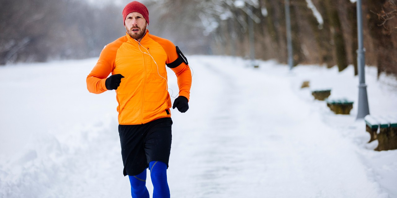 Vigorous exercise in temperatures below -15 C makes it harder for your lungs to warm and humidify the air you breathe, which can put them at risk of long-term damage, according to U of A exercise physiologist Michael Kennedy. (Photo: Getty Images)