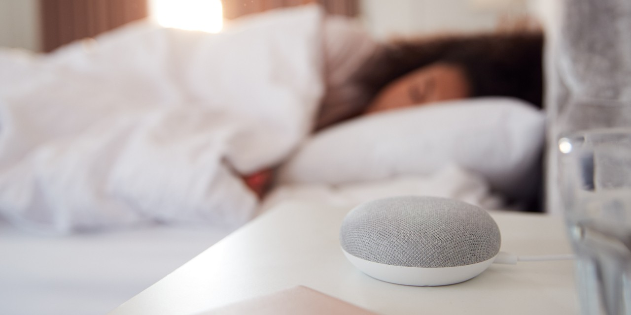Google's Home voice assistant device outperformed competing products from Amazon, Apple and Microsoft in providing relevant, reliable first aid information, but the technology isn't yet ready to replace a 911 call in an emergency, according to a new U of A study. (Photo: Getty Images)