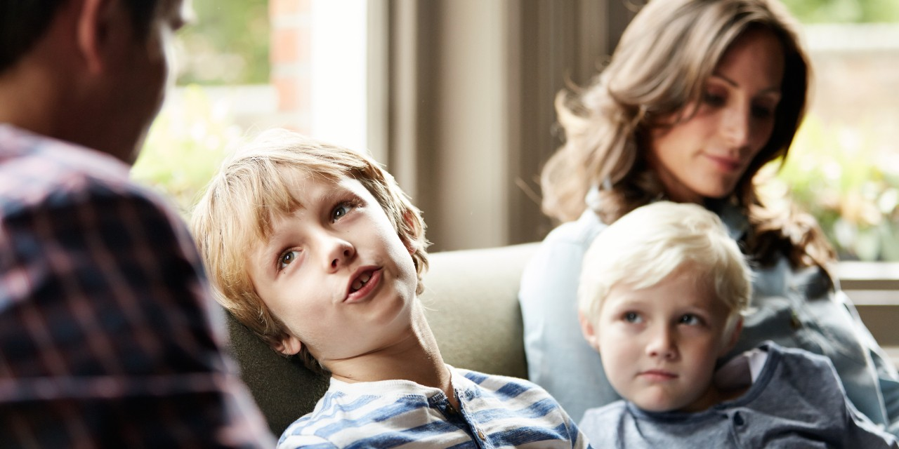 Acknowledging feelings, being empathetic with each other and being honest with children are key to holding families together through COVID-19 crisis, says a U of A expert in family dynamics. (Photo: Getty Images)