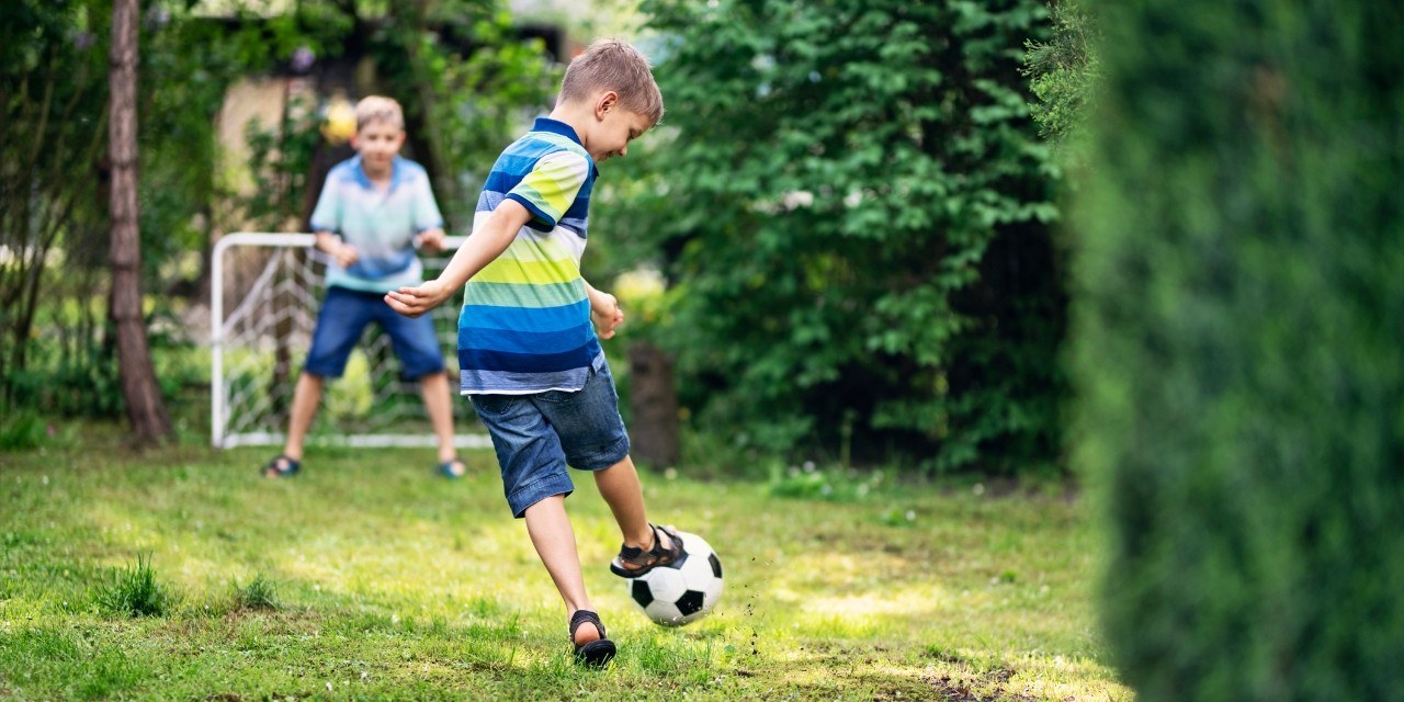 Backyard practice drills, online skill challenges and video chats with teammates and coaches are just some of the ideas parents can use to make sure their kids keep getting some of the physical and social benefits of sports. (Photo: Getty Images)