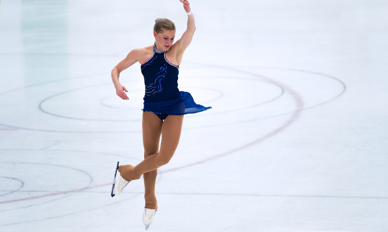 U of A researchers created a 3-D mathematical model that describes the complex mechanics of how a figure skater moves on the ice. (Photo: Getty Images)