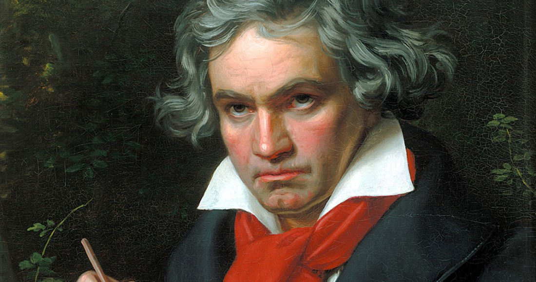 Ludwig van Beethoven's friendship with the Black composer George Bridgetower may have led to rumours of Beethoven being Black. (Image: Wikimedia Commons)