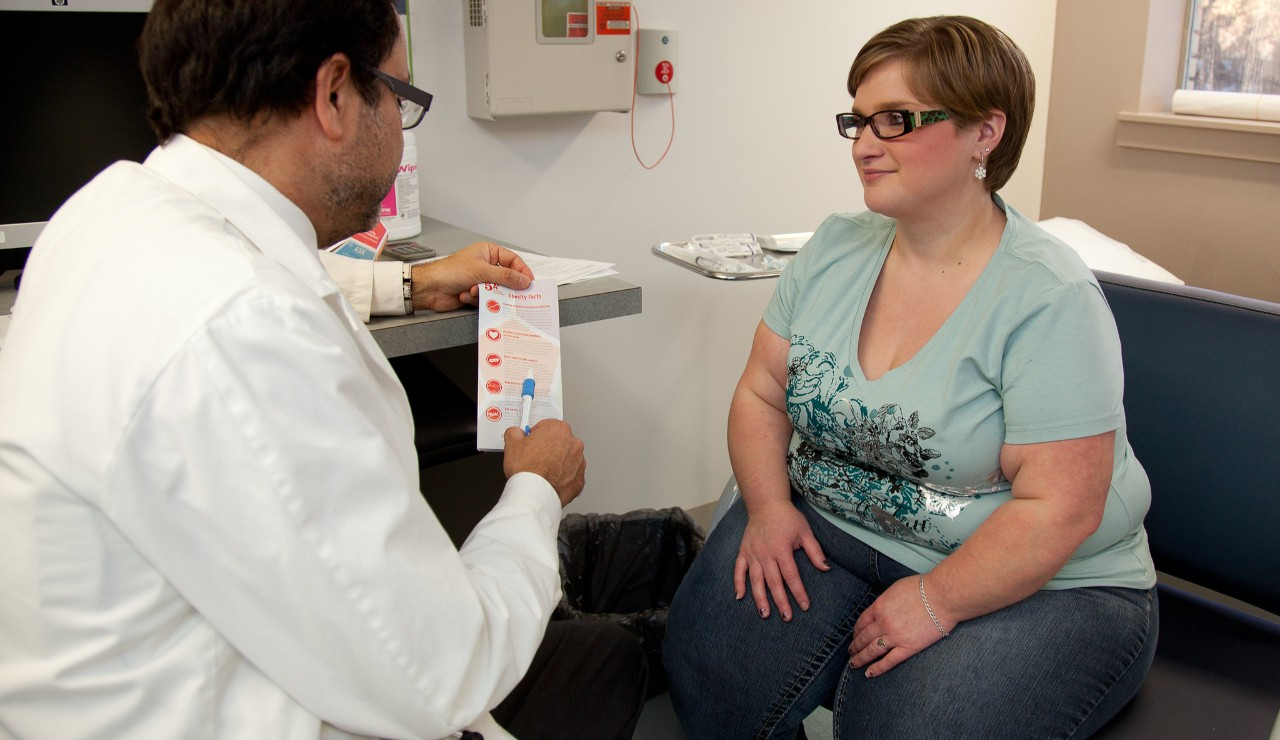 U of A obesity expert Arya Sharma said the Canadian Adult Obesity Clinical Practice Guidelines view the condition through a new lens that doesn't make stereotyped assumptions about being heavy. (Photo courtesy Obesity Canada)