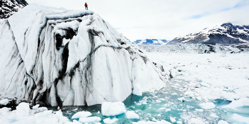 Arctic ice is at the core of Canadian identity, but the glaciers of the North may hold answers to challenges affecting the entire world. (Photo: James Balog)