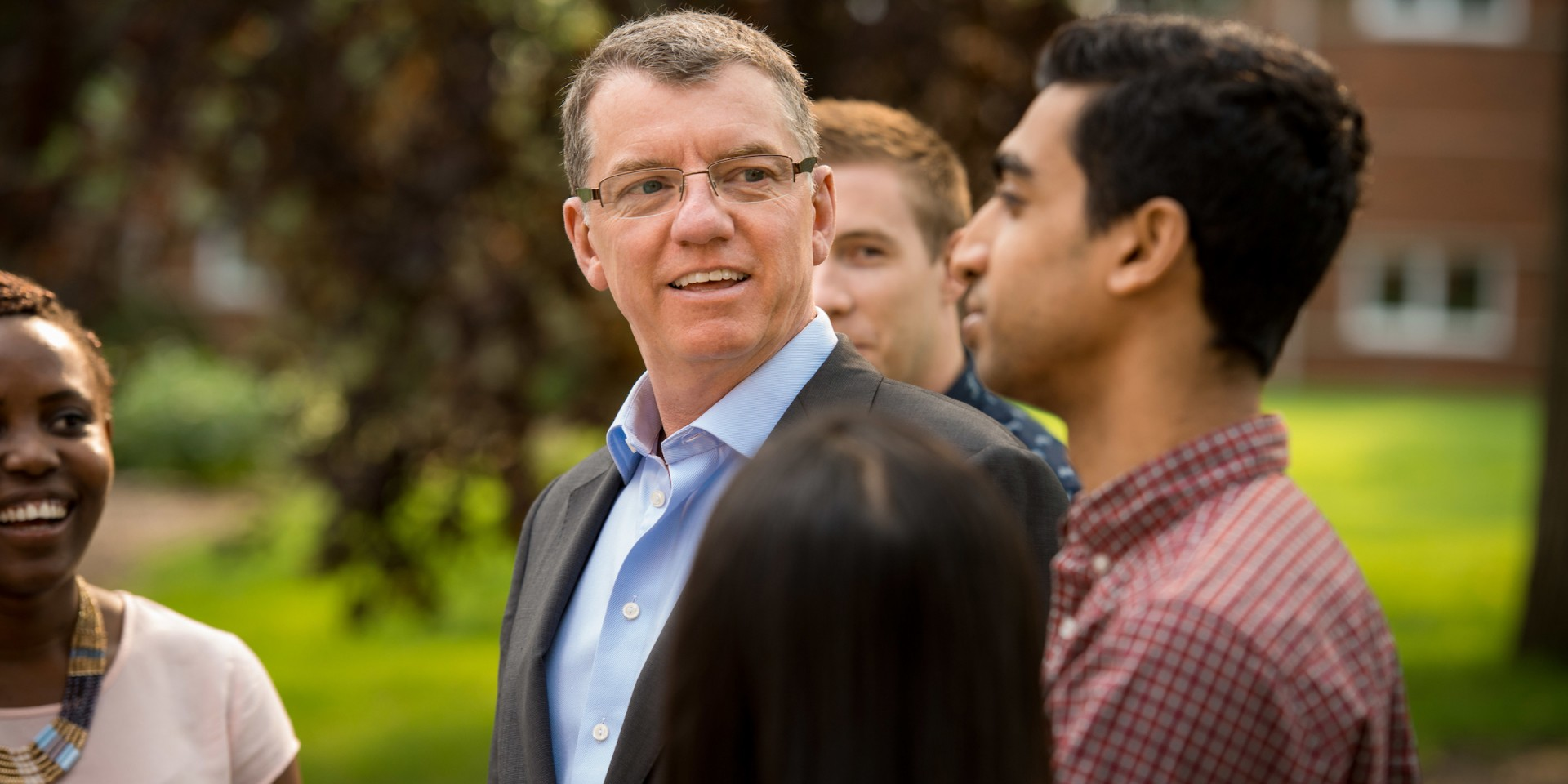 It was one of the most difficult decisions of his career, said University of Alberta president David H. Turpin as he announced he will finish his current term, ending on June 30, 2020, but will not seek a second term. (Photo: Richard Siemens)
