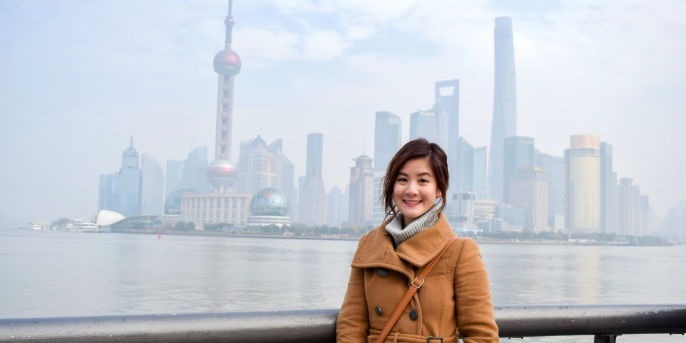 Felicia Liang beat out dozens of candidates from across Canada to become the first UAlberta student selected for the Canadian Missions in China internship program.