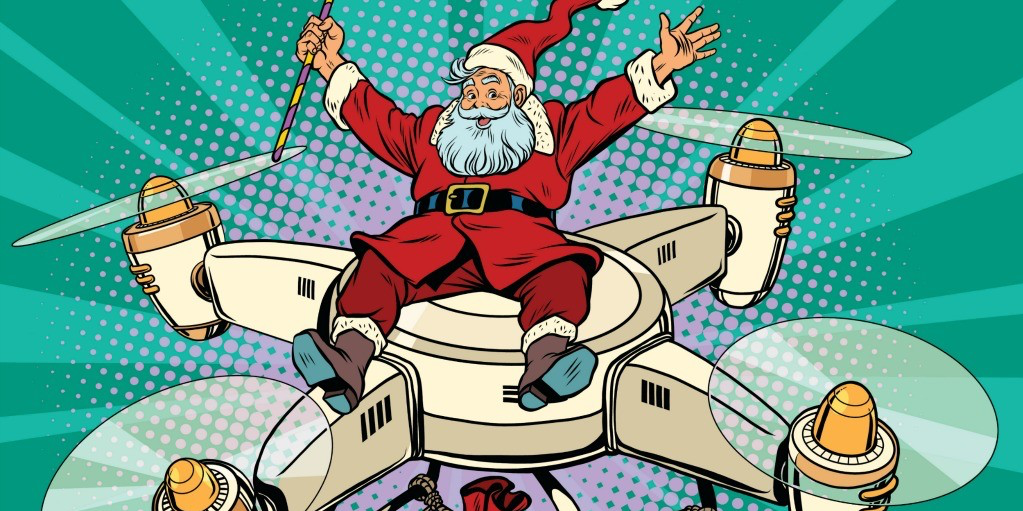 From suit to sack to sleigh, a few high-tech improvements could give Santa's annual gift-giving operation a much-needed boost.