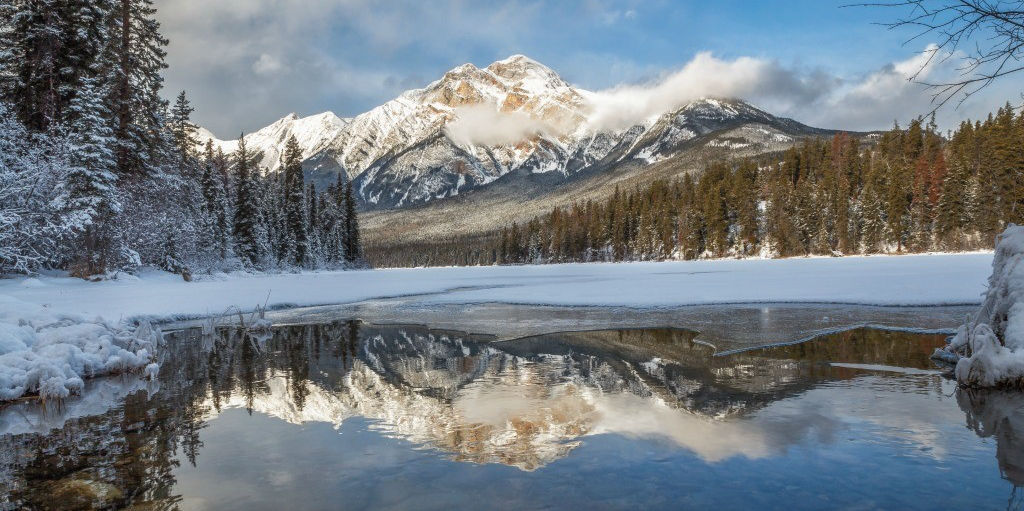 Majestic peaks and remote backcountry vistas are the classroom in the Mountains 101 MOOC. (Photo: Travel Alberta)