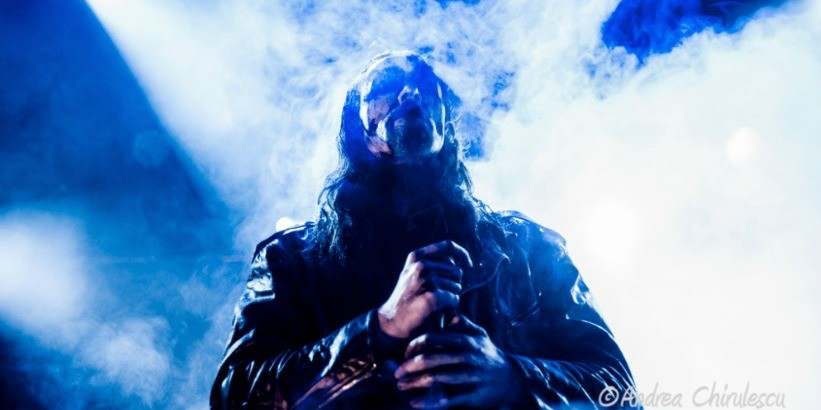 """Blekkmetal"" documents the roots of Norwegian black metal. (Photo: Andrea Chirulescu)"