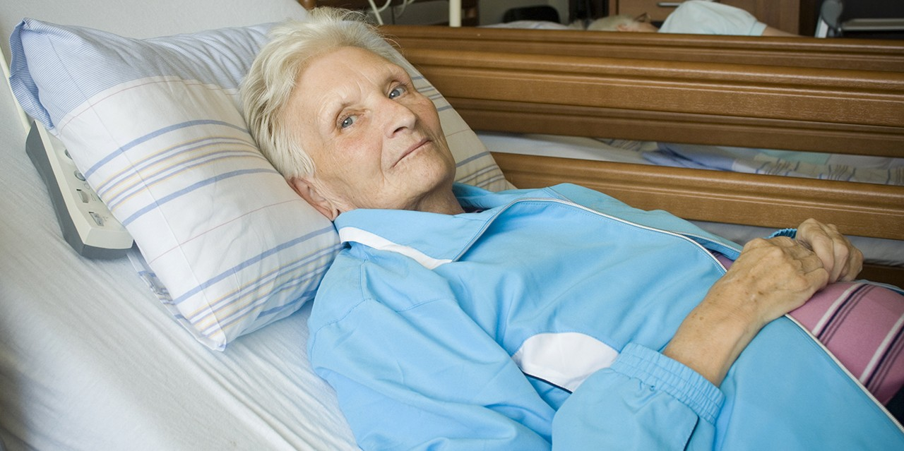 A new U of A-led study suggests the rates of hospital readmission for older adults who were discharged into home care and long-term care is too high. The researchers are calling for better continuity of care. (Photo: Getty Images)