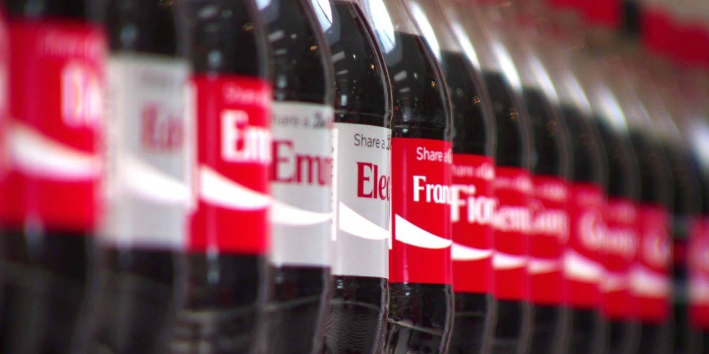 "The personalized pop bottles of Coca-Cola's popular ""Share a Coke"" campaign are likely to boost recycling along with sales, according to a new study."
