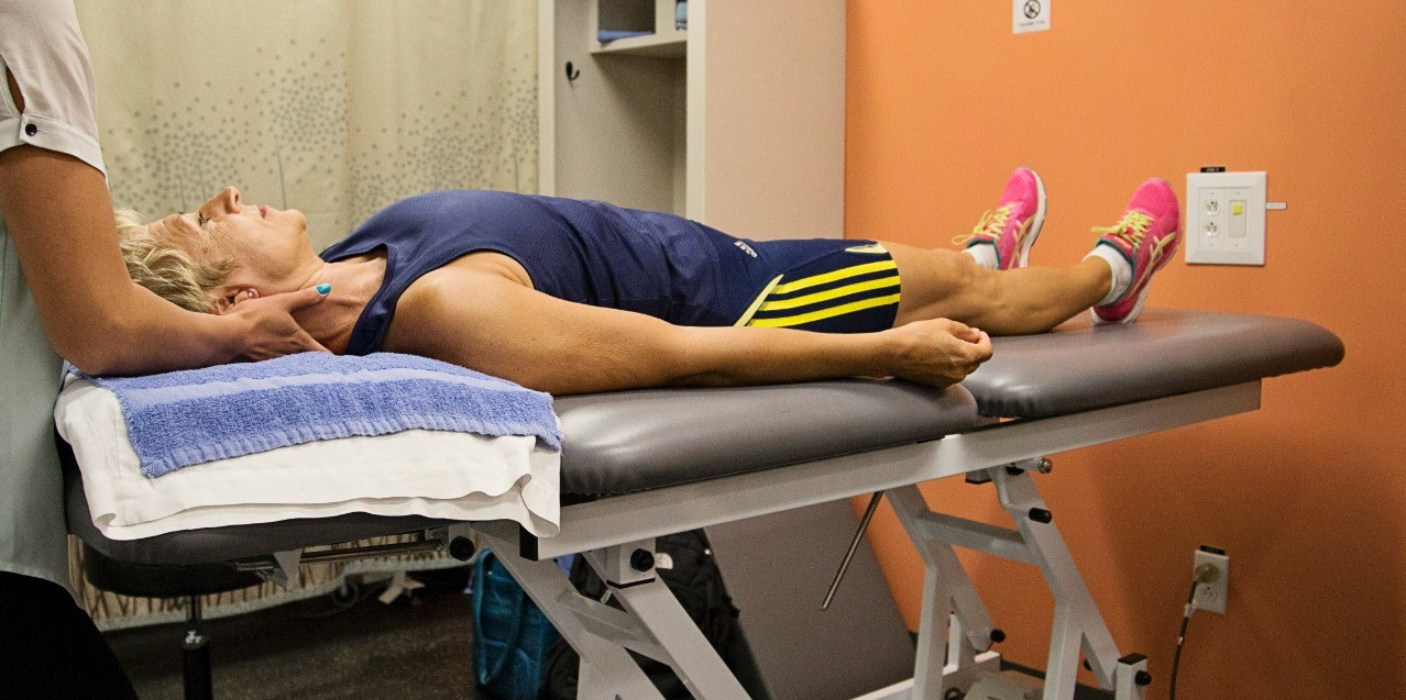 The sports physicians at UAlberta's Glen Sather Sports Medicine Clinic are trained to work with patients of all ages and activity levels.
