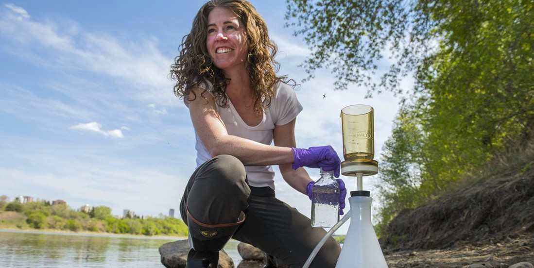 Though freshwater ecologist Suzanne Tank and her research team collected a few samples for the new study, the majority of the data came from an Environment Canada dataset collected over nearly four decades, beginning in the early 1970s.