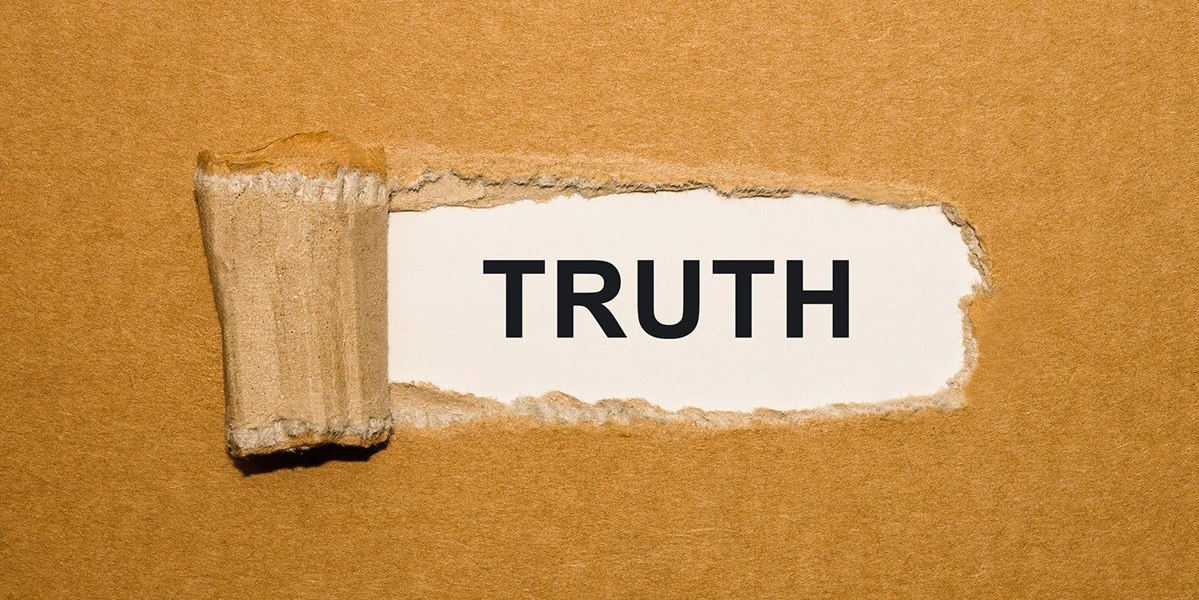 Getting to the truth is harder in the era of post-truth. How do we tell fact from fabrication? Image credit: iStock
