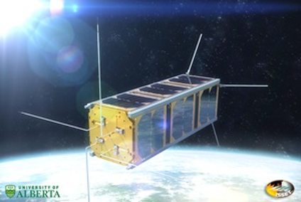 AlbertaSat aims to launch a student-built satellite in early 2016.