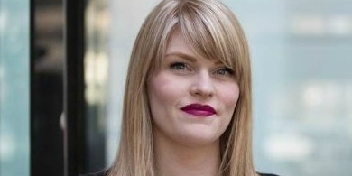 Ashlyn Bernier earned three degrees from UAlberta and is now a manager with the university's Venture Mentoring Service.