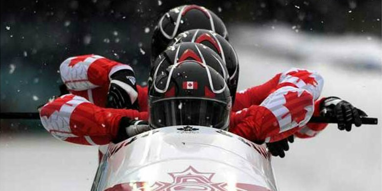 David Bissett hopes to push the Canadian Olympic bobsleigh team to the podium in Sochi next month.