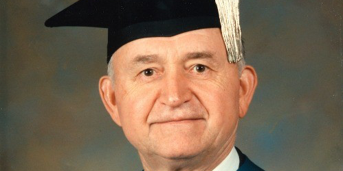 Peter Savaryn, who passed away April 6, served as the University of Alberta's 12th chancellor from 1982 to 1986.