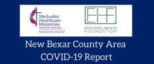 NEW Bexar County Area COVID-19 Report