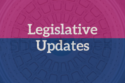 Legislative Interim Update, September 23