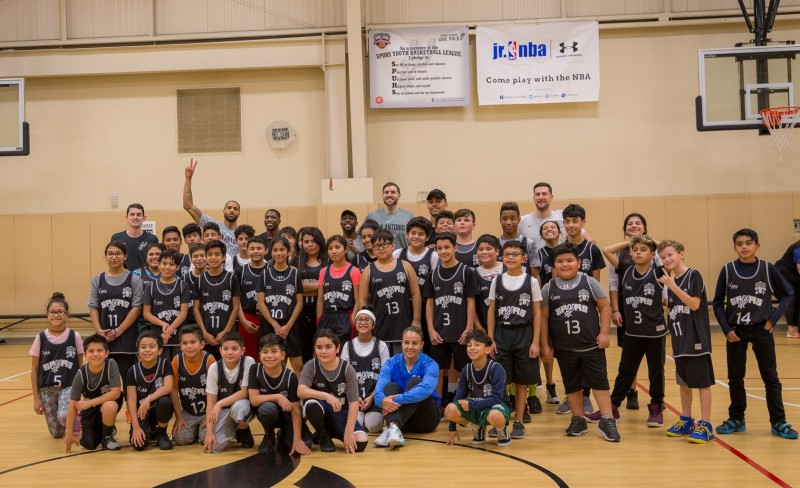 Spurs+Youth+Basketball+League