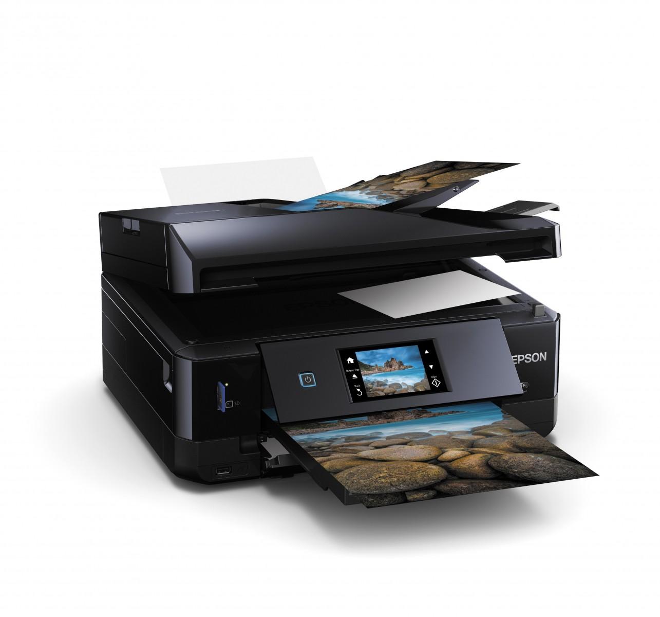 Epson Introduceert 7 Nieuwe Alles In één Printers Voor