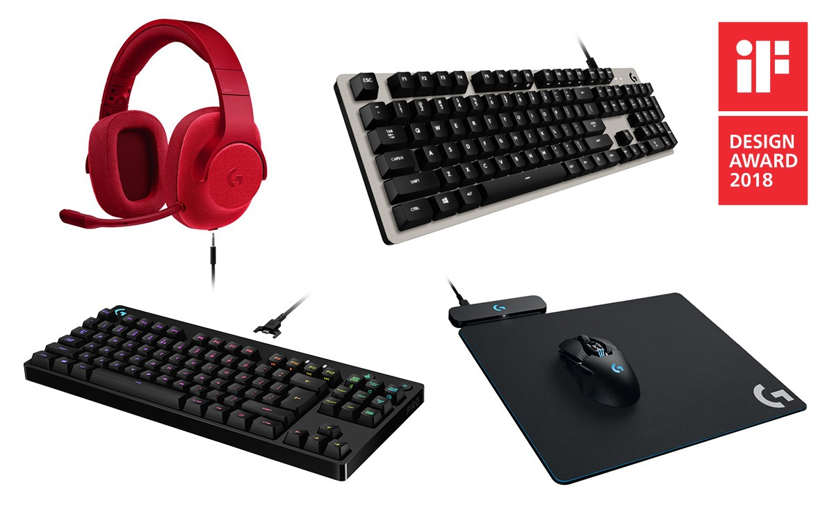 iF Design Logitech G
