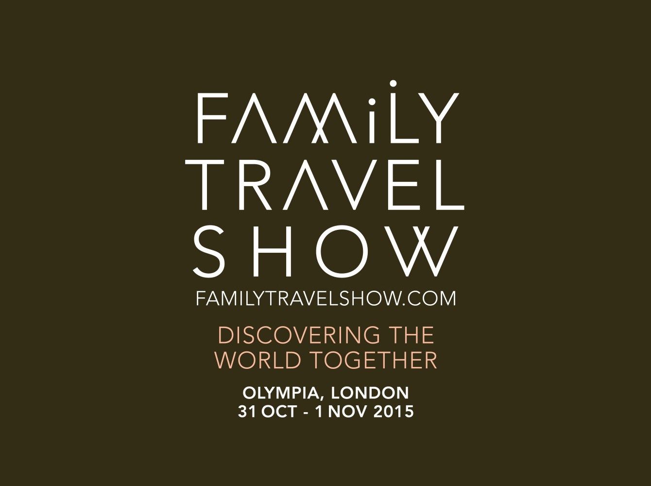 Family Travel Show 2015