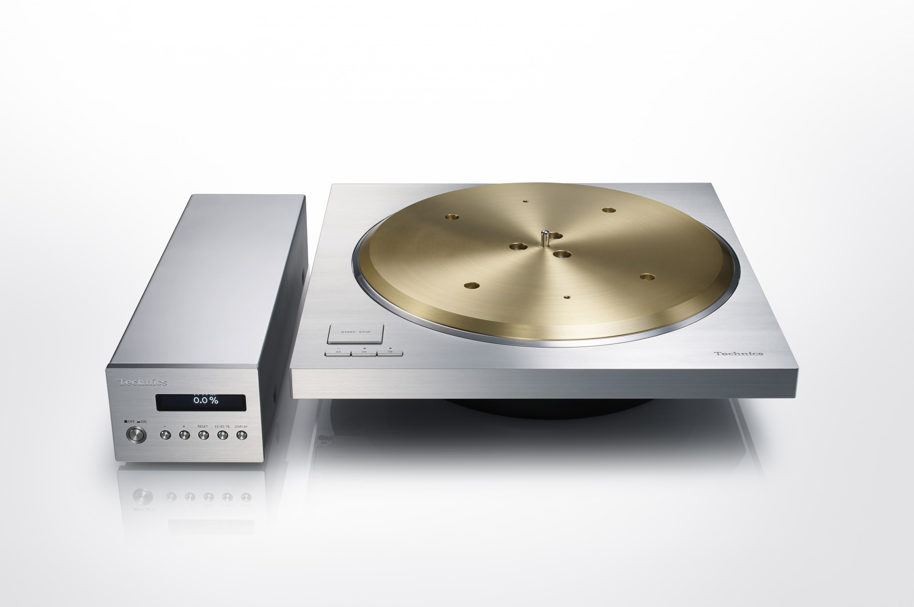 Technics Direct Drive Turntable SP-10R