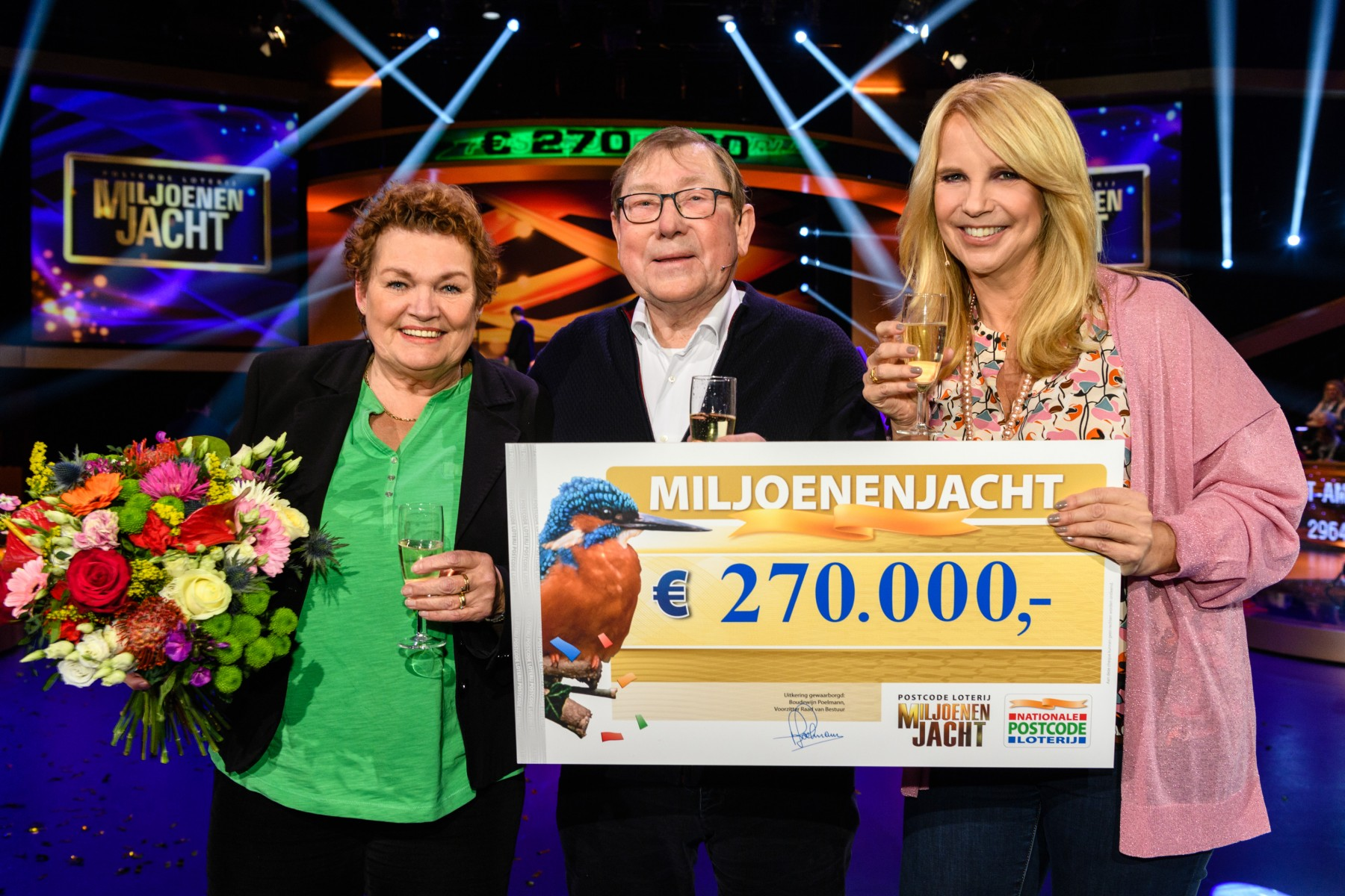 Frits uit Oldenzaal wint 270.000 euro