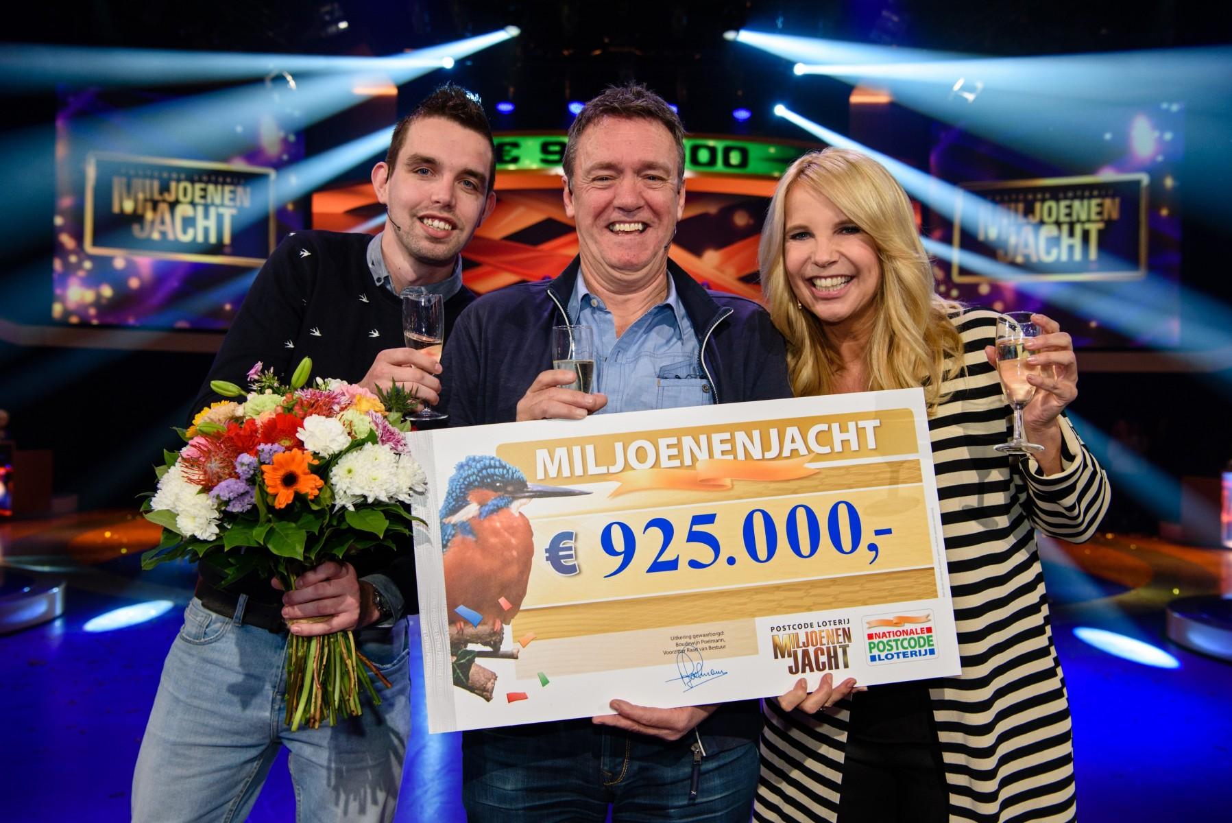 Geluksvogel Jos 64 Stunt Bij Miljoenenjacht En Wint 925 000 Euro
