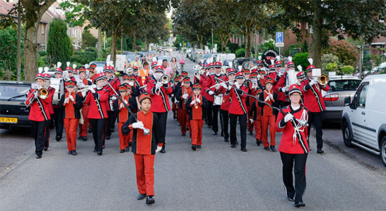 Drum- en Showband ViJos