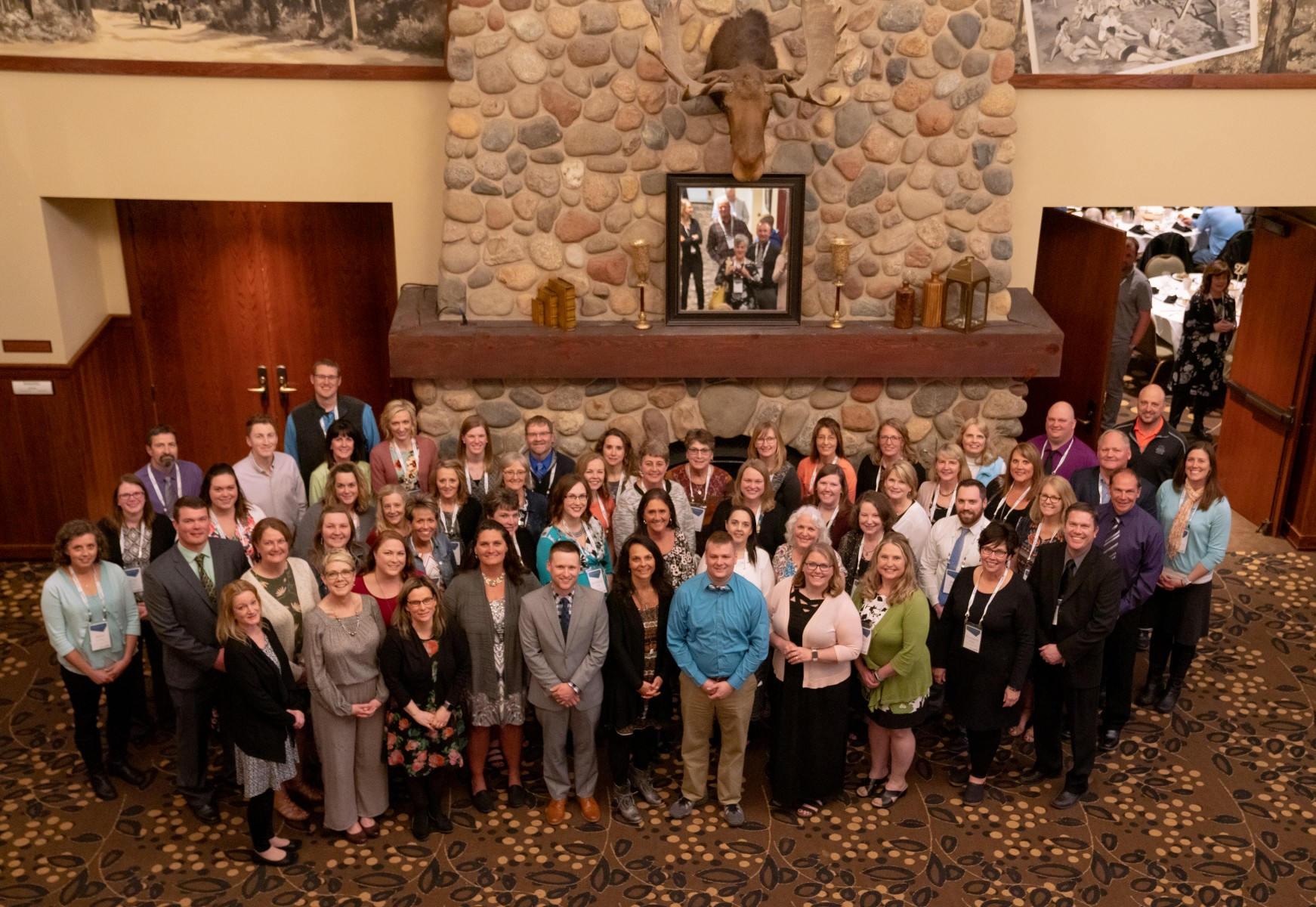 Fifty-nine educators from Region 5 were celebrated at the 2019 Educators of Excellence Event on May 8 at Grand View Lodge in Nisswa.