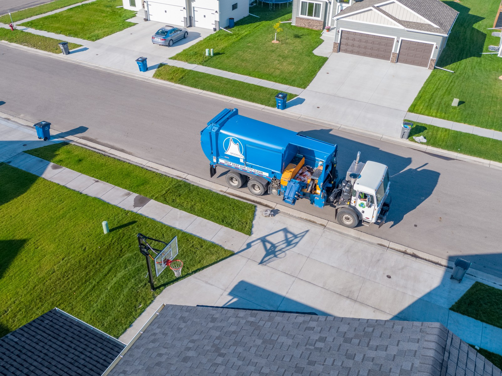 Sourcewell awards contracts in the 'Mobile Refuse Vehicles' category through solicitation #091219. Sourcewell contracts are solicited across North America and competitively awarded on behalf of Sourcewell current and potential government and education member agencies.