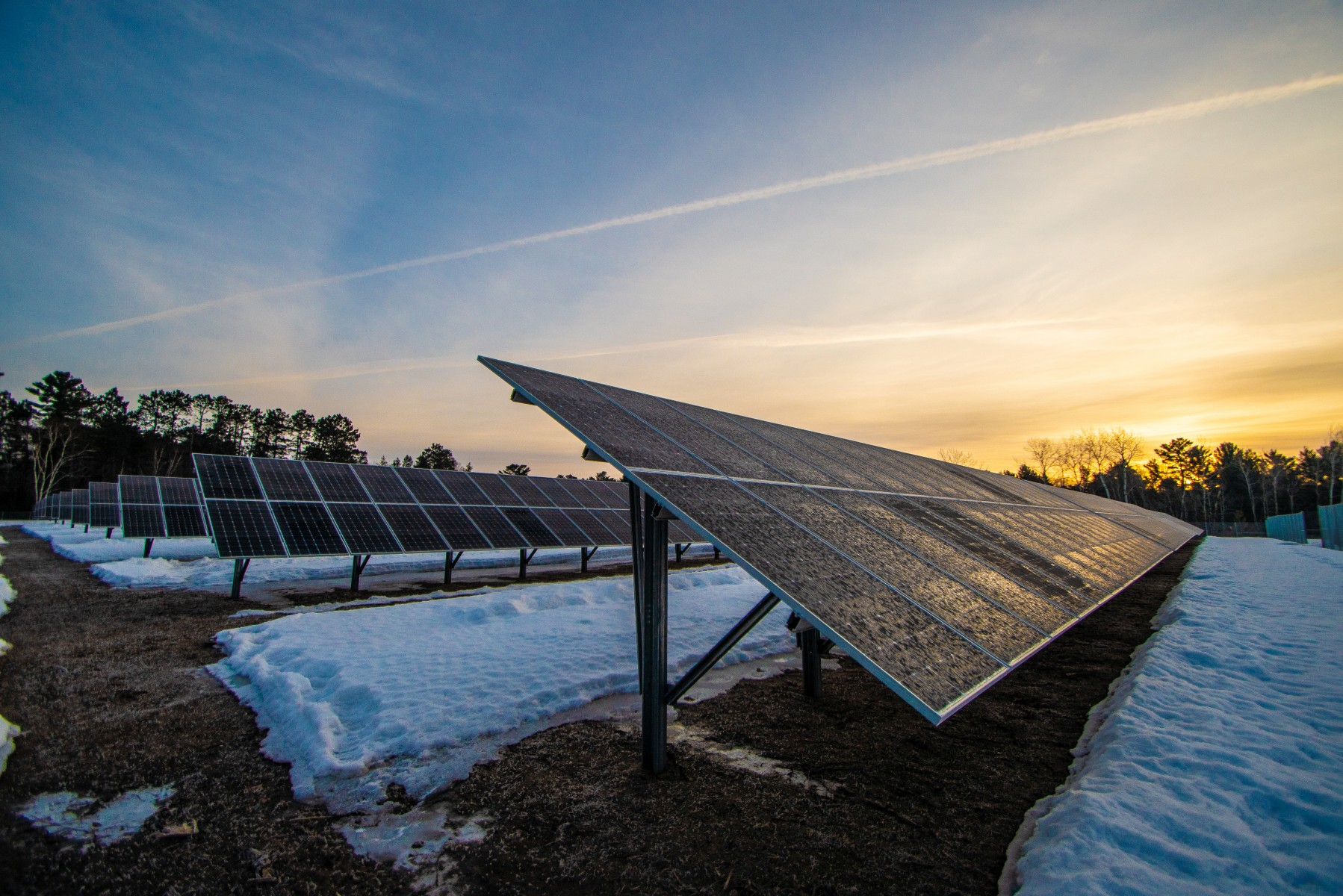 The largest school solar project of its kind, the system is anticipated to produce roughly 1.14 million kWh annually, or 80 percent of the Pine River-Backus School District's electricity load.