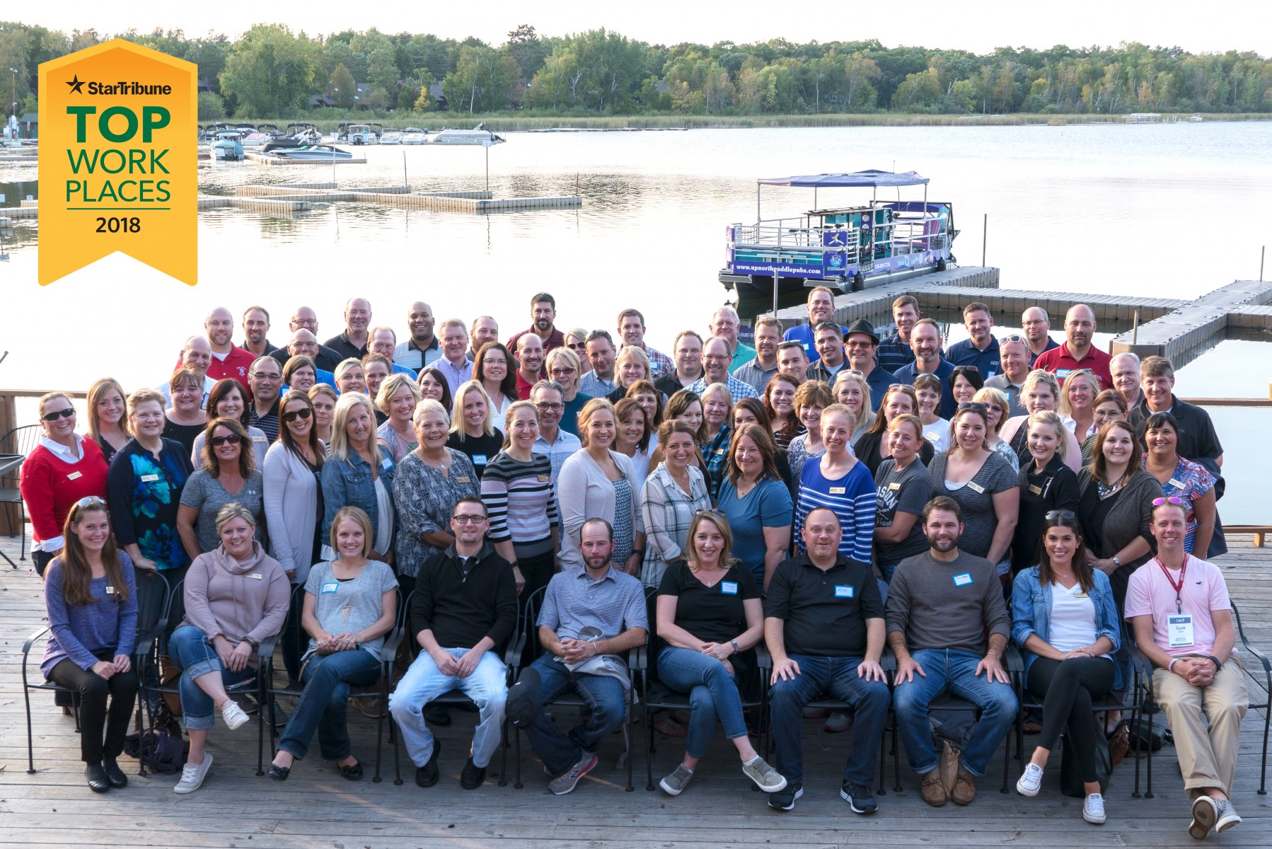Sourcewell All-Staff Retreat - September 2017